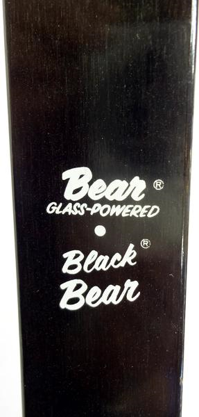 Black Bear  - Used - Logo
