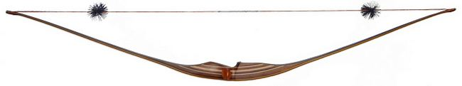 St. George VIKING Longbow back