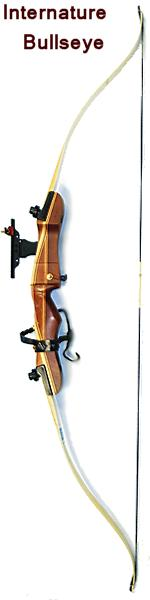Internature Bullesye Takedown Recurve Bow  - Left hand - Used
