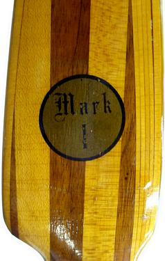 Mark I Recurve Bow - Used - name