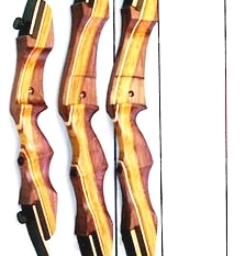 Samick LITTLE FOX Youth Recurve Bow - 3 sizes - risers