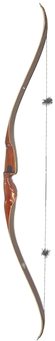 "Wing Falcon Recurve -  68"" - 38 #@28""  - Used -"